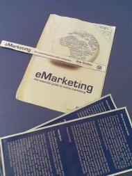 broszura na temat e-marketing